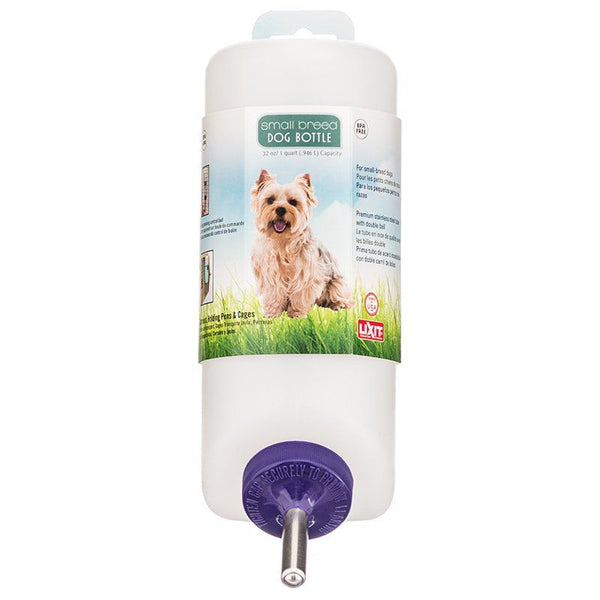 Lixit Small Dog Water Bottle.