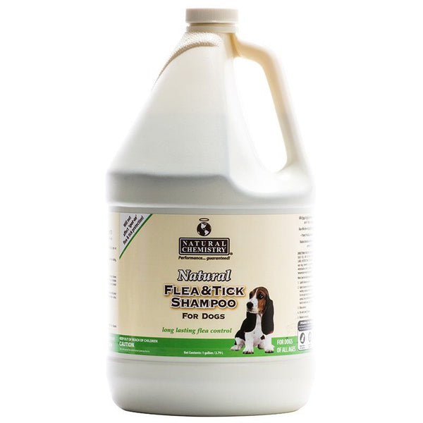 Natural Chemistry Natural Flea & Tick Shampoo for Dogs