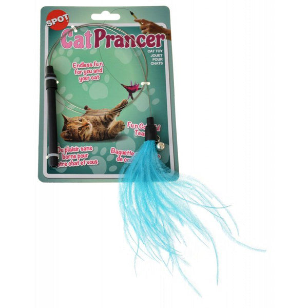 Spot Cat Prancer Teaser Wands - Assorted Colors.