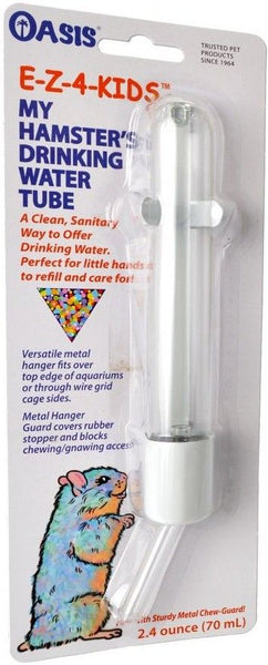 Oasis E-Z-4-Kids My Hamster's Drinking Water Tube.