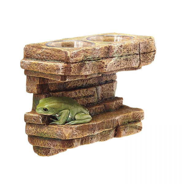 Zilla Vertical Ledge Reptile Decor