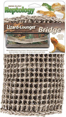 Penn Plax Reptology Lizard-Lounger Bridge