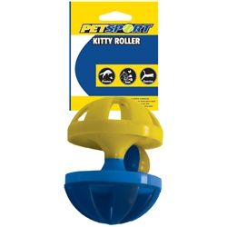 Petsport Kitty Roller Cat Toy.