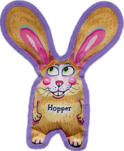 Fuzzu Hopper Dog Toy.