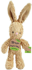 Spunky Pup Organic Cotton Bunny Dog Toy.