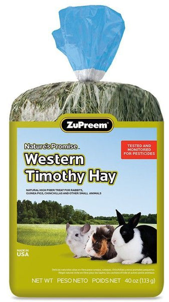 ZuPreem Natures Promise Western Timothy Hay