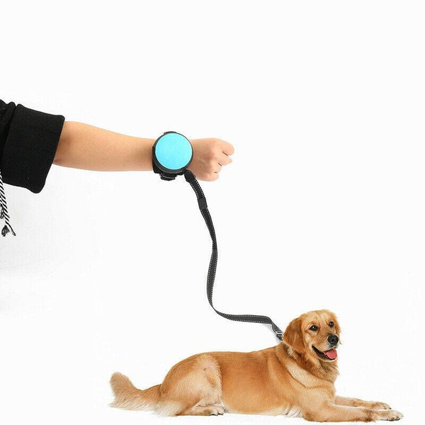 Adjustable Handsfree Wrist Retractable Dog Leash Pet Traction Rope 3M.