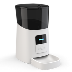 Smart Feed Automatic Dog and Cat Feeder Wi-Fi Enabled Pet Feeder.