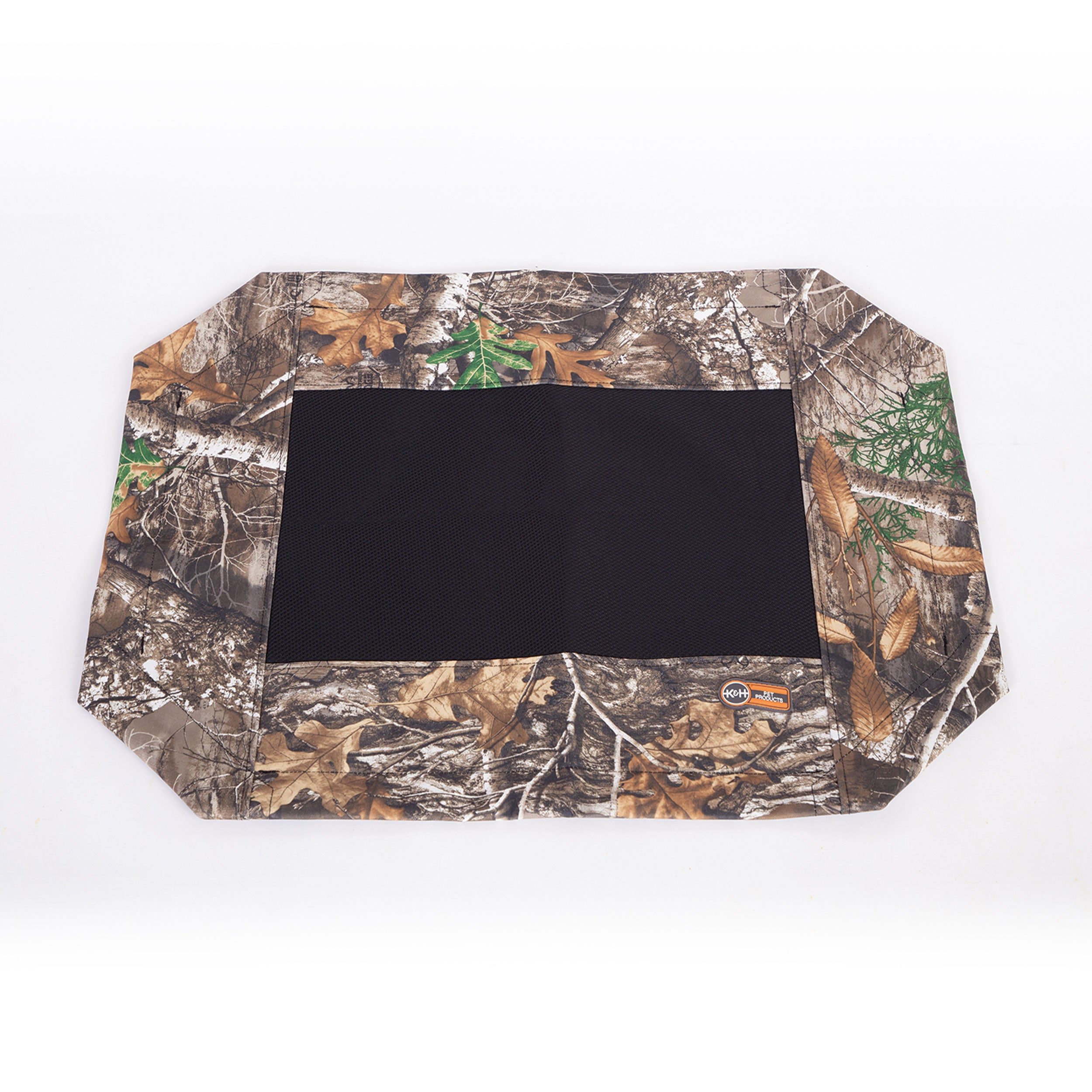 "K&H Pet Products RealTree Original Pet Cot Medium Camo 25"" x 32"" x 7"""
