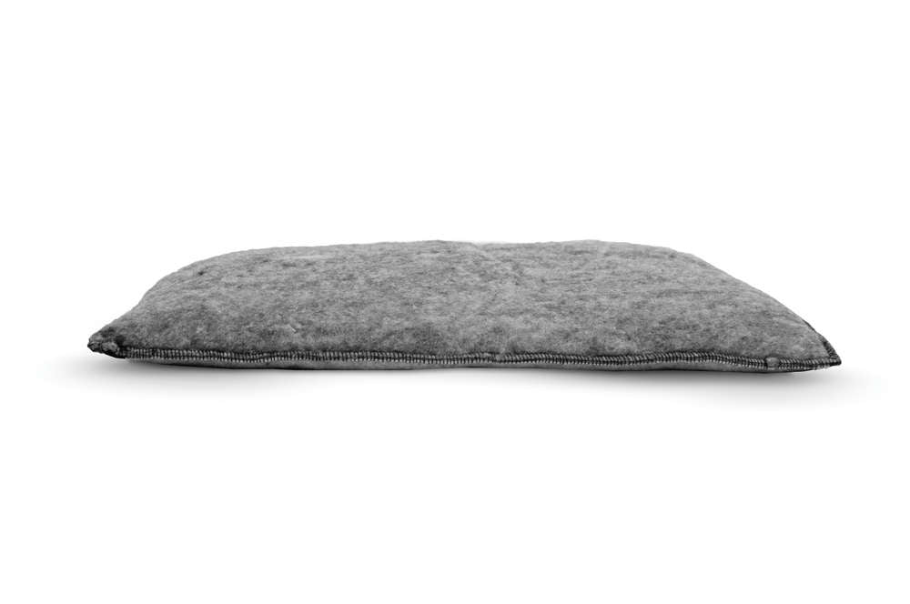 "K&H Pet Products Amazin' Kitty Pad 2 Pack Gray 20"" x 15"" x 2"""