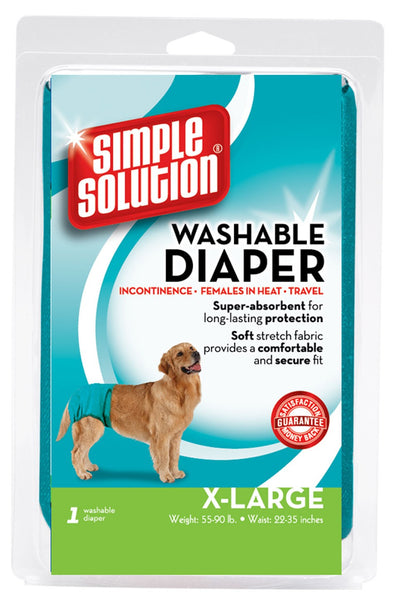 Bramton Simple Solution Washable Diaper Size X-Large.