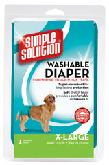 Bramton Simple Solution Washable Diaper Size X-Large