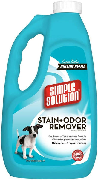 Bramton Simple Solution Stain and Odor Remover 1gal.