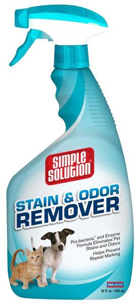 Bramton Simple Solution Stain and Odor Remover 32oz.