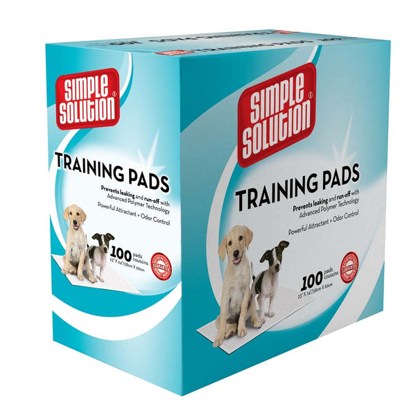 Bramton Simple Solution Original Training Pads 23x24in 100pk.