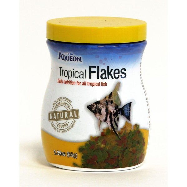 Aqueon Tropical Flakes 2.29oz.