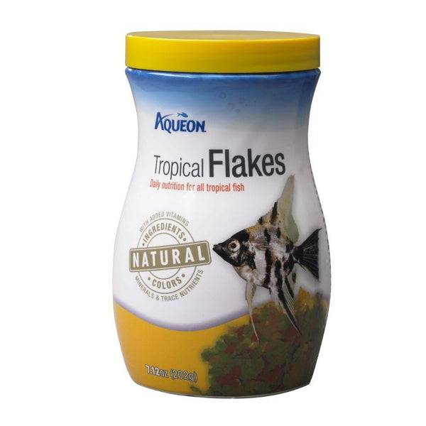 Aqueon Tropical Flakes 7.12oz