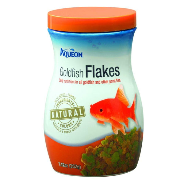 Aqueon Goldfish Flakes 7.12oz.