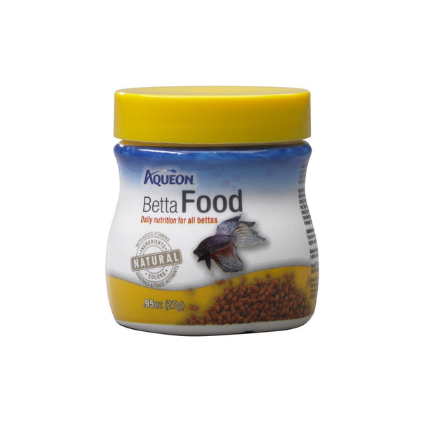 Aqueon Betta Food .95oz.