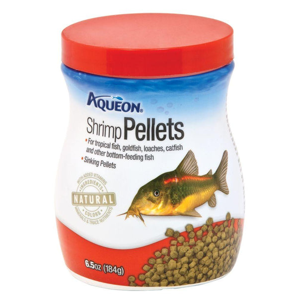 Aqueon Shrimp Pellets 6.5oz.