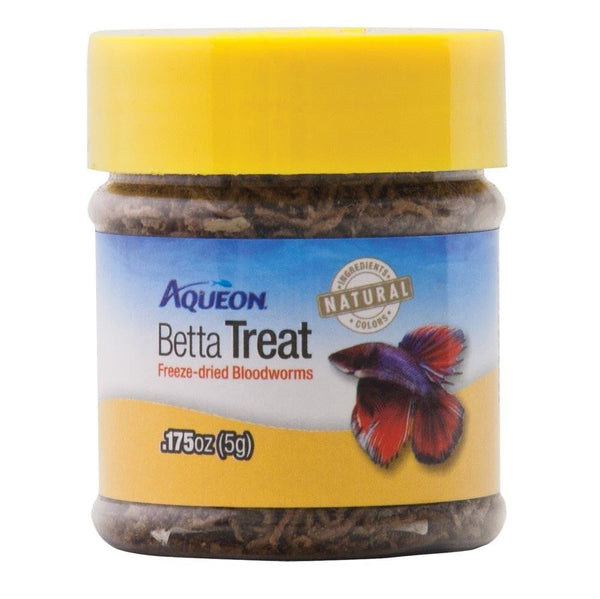 Aqueon Betta Treat Bloodworm .175oz.