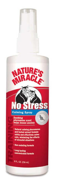 Natures Miracle Just For Cats Calming Spray 8oz.