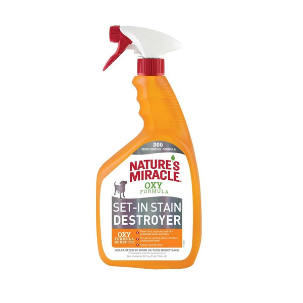 Nature's Miracle Orange Oxy Dog Trigger 32oz.