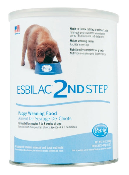 PetAg 2nd Step Puppy Weaning Food 14oz.