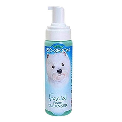 BioGroom Facial Foam Cleanser 8oz.