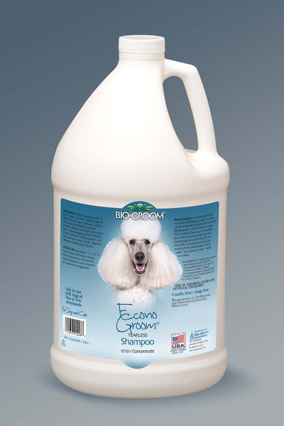 Bio-Groom Econo-Groom Tearless Super Concentrated Shampoo 1gal