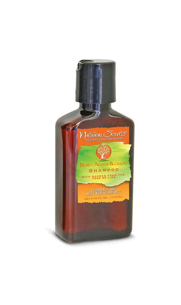 Bio-Groom Natural Scents Desert Agave Blossom Shampoo 3.75oz.