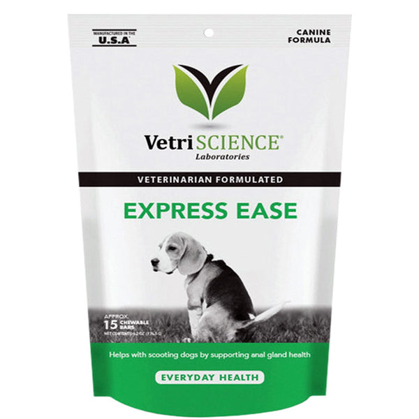 PET NATURALS OF VERMONT DOG EXPRESS EASE 15 COUNT.