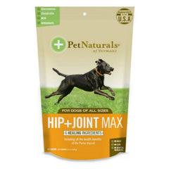 Pet Naturals Of Vermont Dog  Max Chewable Hip and Joint  60Ct.