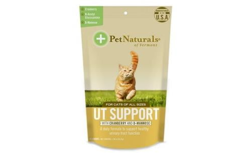 Pet Naturals Of Vermont Cat Soft Chew UT Supprt 60Ct