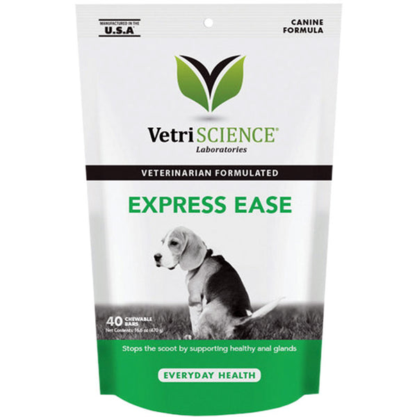 PET NATURALS OF VERMONT DOG EXPRESS EASE 40 COUNT.