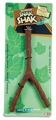 Ecotrition Bird Snack Edible Perch Split Branch for Medium & Large Birds - Bird - 8 in 1 Pet Products - Leaderpetsupply.com