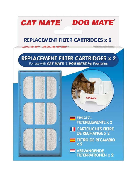 Ani Mate Cat Mate Replacement Filter Cartridges.