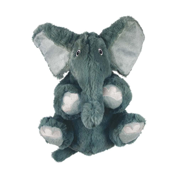 KONG Comfort Kiddos Elephant Dog Toy Small.