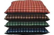 Dallas Manufacturing Pet Bed in Assorted Colors 35x44.