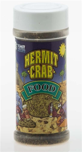 FMR Hermit Crab Food 4oz.