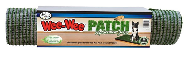Four Paws Wee-Wee Patch Replacement Mat 19X29 12ea.