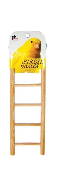 Prevue Pet Products Birdie Basics Wood Ladder 5-Rung