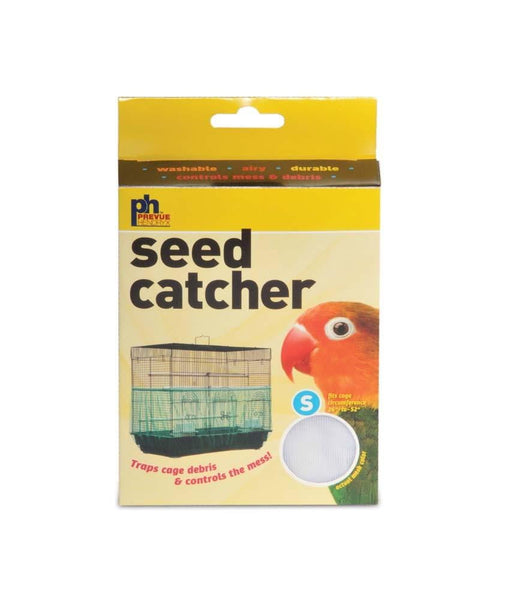 Prevue Pet Products Mesh Seed Catcher Small 7in High.