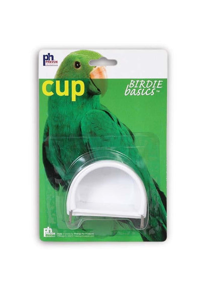 Prevue Pet Products Hanging Universal Plastic Cup Small.