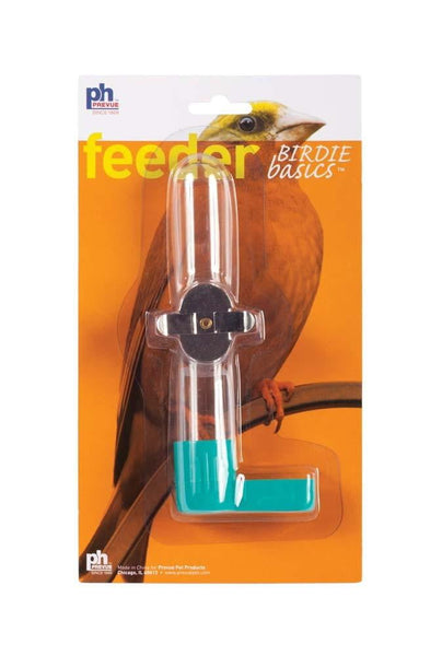 Prevue Pet Products Glass Fountain Feeder.