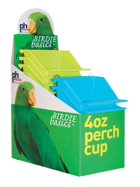 Prevue Pet Products Perch Cup 12ea-4oz.