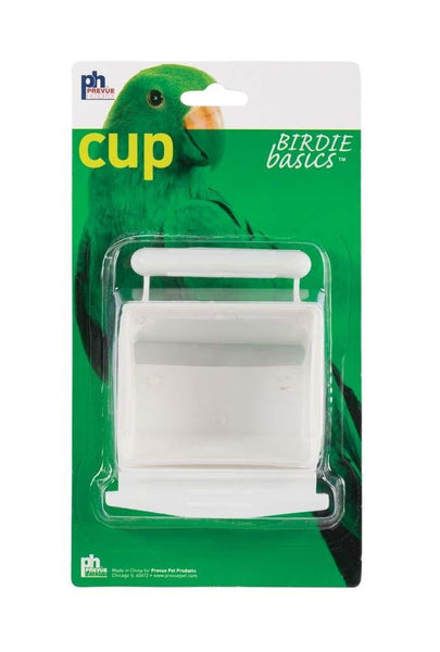 Prevue Pet Products Bird Basic Hooded Cup with Perch.