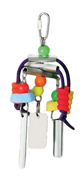 Prevue Pet Products Chime Time Summer Breeze Bird Toy.