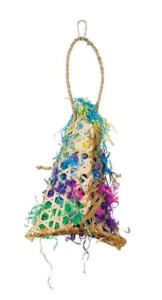 Prevue Pet Products Calypso Creations Fiesta Handbag Bird Toy.