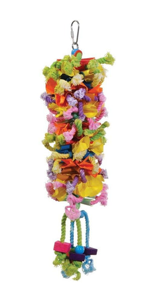 Prevue Pet Products Calypso Creations Club Bird Toy.